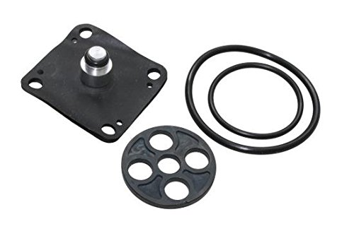 Benzinhahn Reparatursatz -Kit/Set für Kawasaki GPZ 750 900 1000 Ninja, GT 750 P, GTR 1000 A, Z 650 750, ZL 900 1000 Eliminator, Yamaha XJ 650 750 900, XJ 250 400 650 750 850