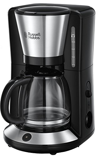 Cafetera Goteo 12 Tazas Filtro Permanente Marca Russell Hobbs