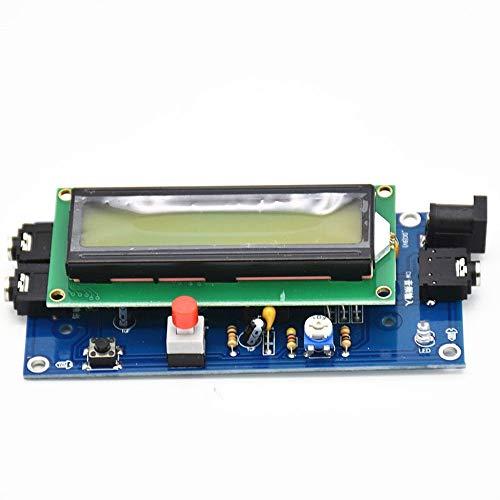 Hoge Kwaliteit Morse Code Reader CW Decoder Morse Code Vertaler Ham Radio Essentiële Accessoire Duurzaam Product - Groen