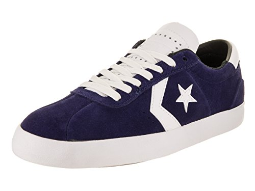 Converse Breakpoint Pro Ox Suede Retro Fashion Court Sneakers Purple Size 9
