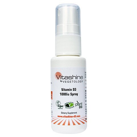 Vitashine Vitamin D3 Spray 1000IE