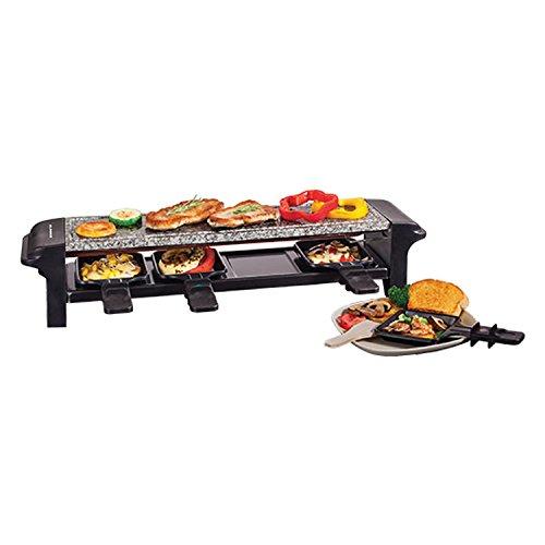 ALASKA Raclette-Grill Heißer Stein RG4016