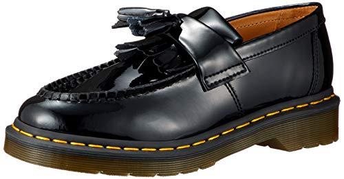 Dr. Martens Womens Adrian Patent Lamper Office Work Closed Toe Black Shoe - Black - 10
