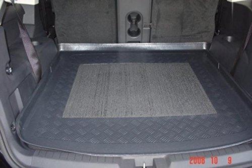 Kofferraumwanne mit Anti-Rutsch passend für Dodge Journey Hatchback 5-Türer 5/7-Sitzer 06/2008-