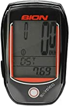 Bion Wireless Bike Bicycle Cycle Computer with Altitude Cadence Touch Button