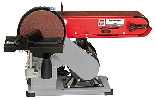 Holzmann Maschinen 1889855 BT46ECO_230V Band-und Tellerschleifer 350W 150mm