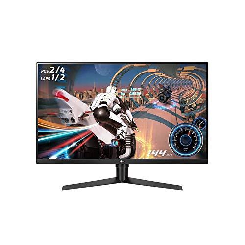 LG 32GK650F 32' QHD 144Hz Fsync HDMI DP