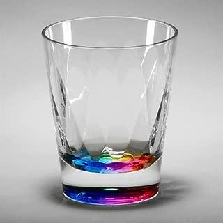 Merritt International Rainbow Prism 14 oz Tumbler, Set of 2