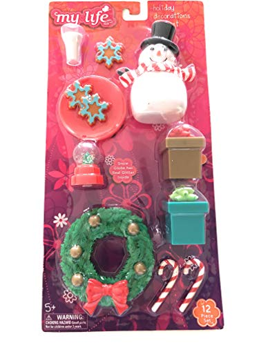 My Life Holiday Decorations Play Set