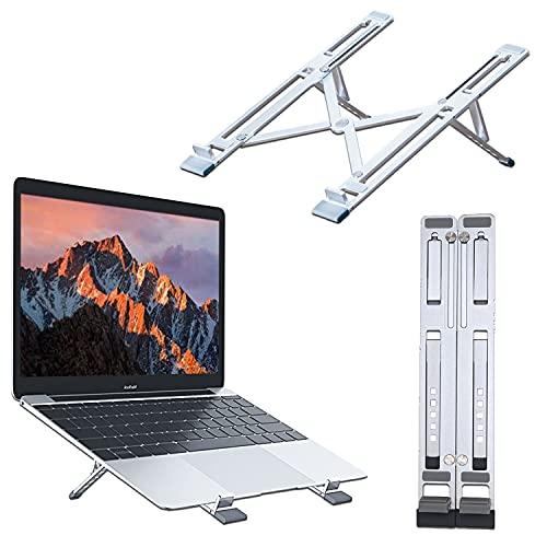 KLIM™ Steady - Soporte portátil + Estructura de Aluminio Ligera y Resistente + 5 años de...