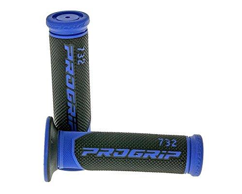 Griffe Satz ProGrip 732 Road schwarz, blau