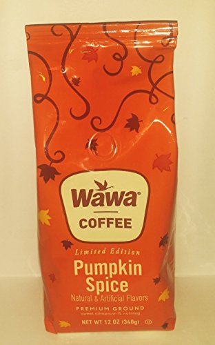 Wawa Limited Edition Pumpkin Spice Premium Ground Coffee - 12 Ounce