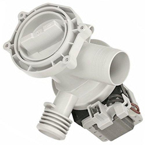 Spares2go completo bomba de drenaje Outlet cartucho filtro para Teka tkx1000t lavadora