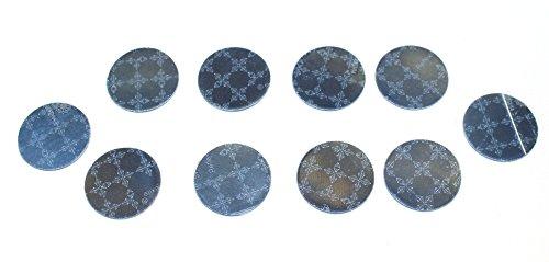 SOLAS 25 mm auto-adhésive