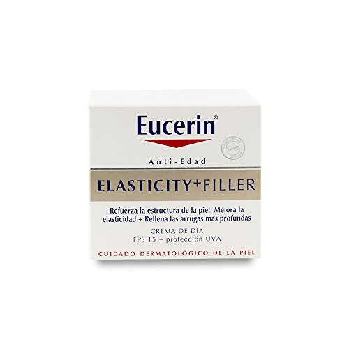 Eucerin Elasticity+ Filler Crema Día Fps 15 50Ml