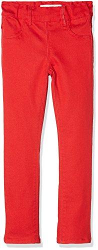 Name It Nittinna Skinny TWI Legging F Mini Noos Pantalon, Rouge (True Red True Red), 92 Bébé Fille