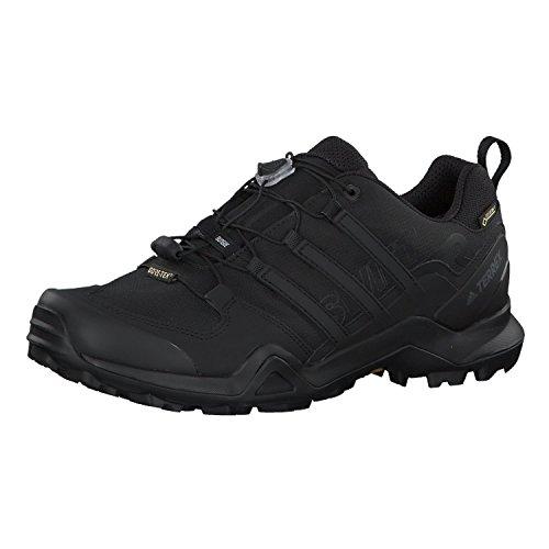 adidas Terrex Swift R2 GTX, Zapatillas de Running para Asfalto Hombre, Negro (Core Black/Core Black/Core Black 0), 38 EU