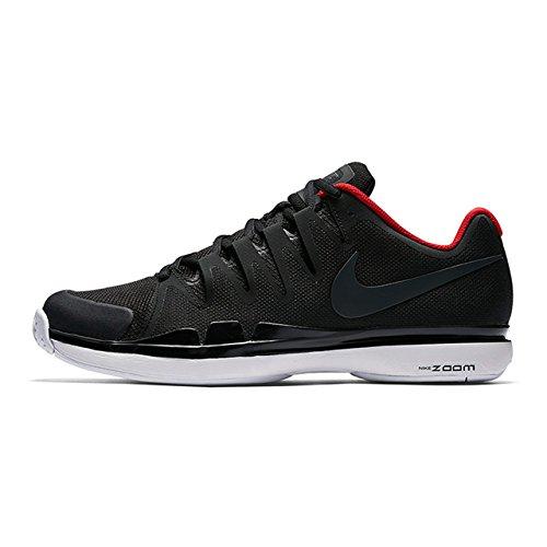 Nike NIKE631458-614 Air Zoom Vapor 9.5 Tour Hombre, (White/Silver/Pink), 40 EU