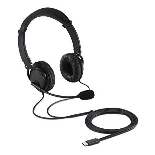Kensington Hi-Fi USB-C Headphones with Mic (K97457WW)