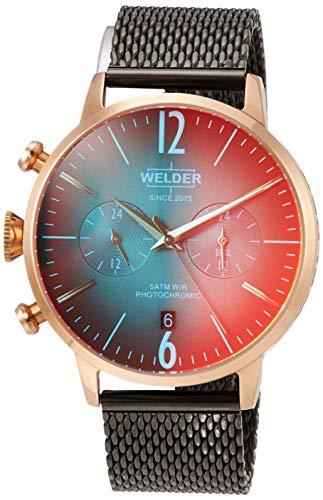 Welder WWRC812 Reloj de pulsera para hombre