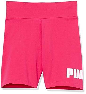PUMA Women's Short Tight, Bright Rose, L