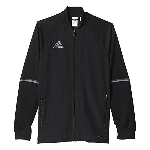 Adidas Condivo 16 Mens Training Jacket L Black-Vista Grey