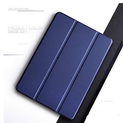 Case für Samsung Galaxy tab s2 9.7 sm-t810 t815 Abdeckung pu Leder smart Protect Shell für tab s2 9.7 case sm-t813 t819-Navy blau