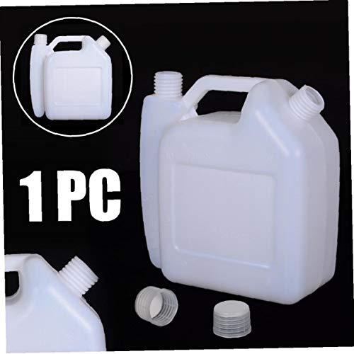Case&Cover 1pc De 1,5 litros De Gasolina De 2 Tiempos De Aceite Combustible Botella Mezcladora Tanque En Trimmer Motosierra Instrumentos Partes