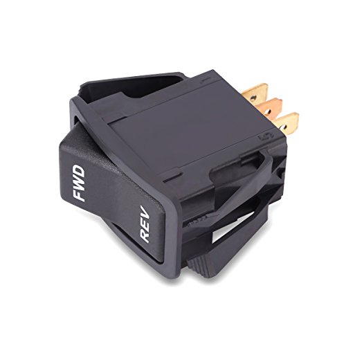 10L0L 9.99WORLD MALL Golf Cart Forward Reverse Switch Assembly for EZGO TXT PDS 2003-up, OEM# 74323G01 74323-G01