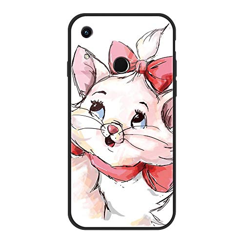 Pnakqil Case for OnePlus 9 Pro, 9H Tempered Glass Back Cover with TPU Frame Shockproof Soft Bumper Protective Case with Cute Pattern Anti-Scratch Phone Cases for OnePlus 9Pro 6.7-inch, Cat 2