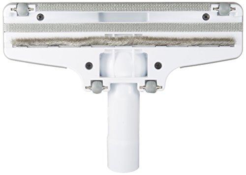 マキタクリーナ(掃除機)用フロア・カーペット用ブラシノズル白A-59950