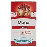 Vitarmonyl MACA ● Integratore 60 compresse ● Tonico, stanchezza fisica...