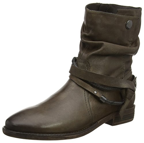 SPM Damen Cool Ankle Boot Stiefel, Beige (Taupe), 38 EU