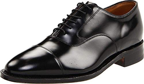 Johnston & Murphy Men's Melton Cap Toe | Formal Dress Shoe