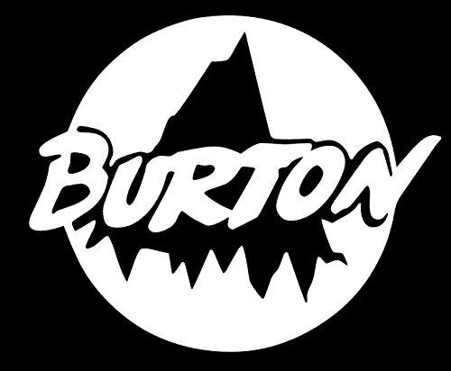 Burton Snowboard Skateboards Auto-Aufkleber Vinyl