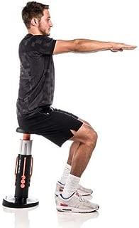 H-TRAINING 下半身運動 Muscle Training スクワット補助運動器具 Squat Lunge Fitness Home training スクワットマジック(海外直送品)