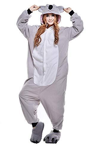 ABYED Pijama Animal Entero Unisex Adultos