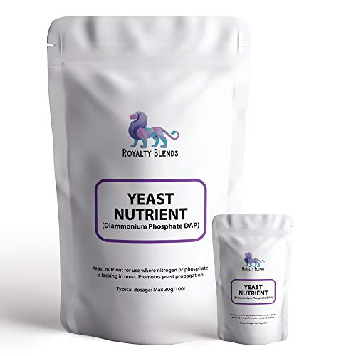 Yeast Nutrient for Wine & Cider Home Brew Making Diammonium Phosphate DAP...