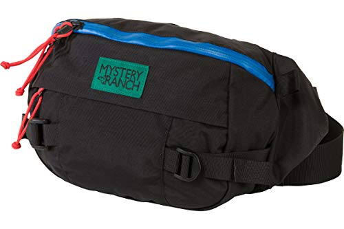 MYSTERY RANCH Hip Monkey Fanny Pack - Secure Your Belongings in a Hip Sack, Mystery Pop, 8L