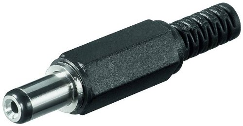 VS-ELECTRONIC - 609145 Japanausführung Standardschaft DC-Stecker, 4.0 mm x 1.7 mm STJ-1740