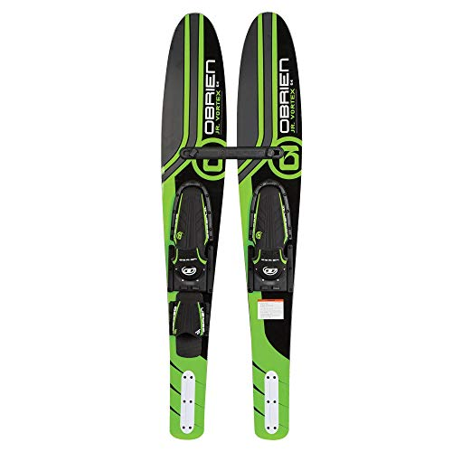 "O'Brien Jr Vortex Widebody 54"" Combo Water Skis"