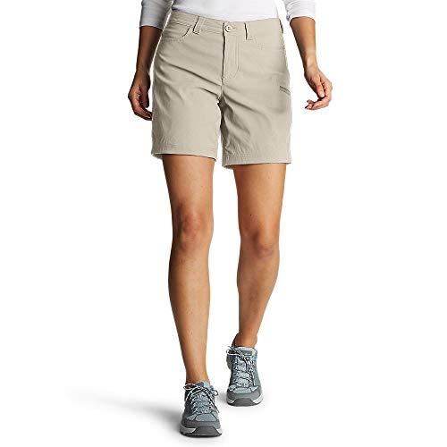 Eddie Bauer Women's Rainier Shorts Pumice 14