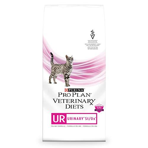 Purina Pro Plan Veterinary Diets UR Urinary St/Ox Feline Formula Dry Cat Food - 16 lb. Bag