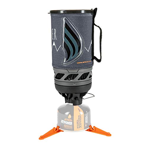 Jetboil Flash Camping and Backpacking Stove Cooking System,...