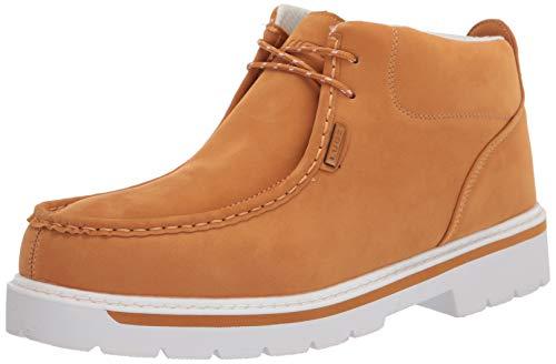 Lugz mens Strutt Lx Fashion Chukka Boot, Golden Wheat/White Thermabuck, 14 US