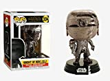 Funko - Pop! Star Wars The Rise of Skywalker - KOR Cannon (Hematite Chrome) Figura Coleccionable, Mu...