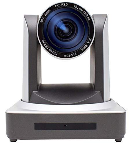 Zowietek PTZ Pro Kamera, PTZ-Optik, 20x Live-Streaming-Kamera mit gleichzeitigem HDMI und 3G-SDI-Ausgängen, IP-Kontrolle, HD-Videokonferenzsystem-Kamera, optischer Zoom, IP-Kamera