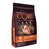 Wellness CORE Original, Dog Food Dry, Grain Free - Turkey & Chicken, 10 kg