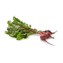 Organic Red Beets, One Bunch