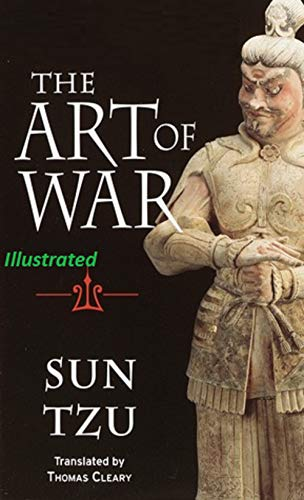The Art of War illustrated by [Sun Tzu, Lionel Giles]